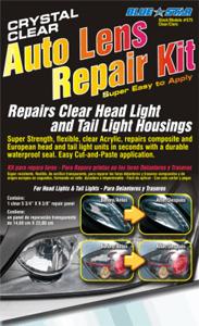 Autolamp transparant